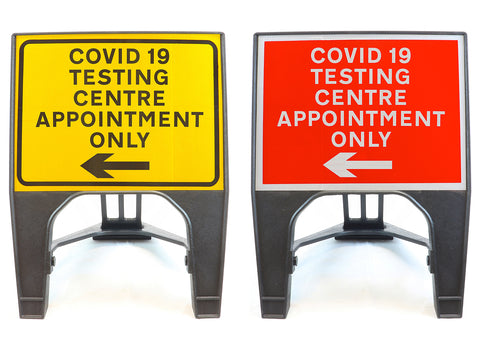 covid-19-test-testing-centre-site-sign-signage-signs-temporary-street-road-appointment-left
