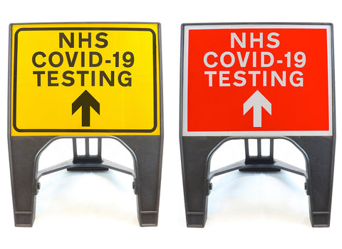 covid-19-test-testing-centre-site-sign-signage-signs-temporary-street-road-forward