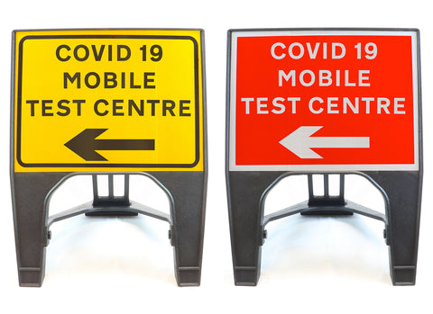 covid-19-test-testing-centre-site-sign-signage-signs-temporary-street-road-left