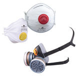 Street Solutions UK | Respiratory Protection | Face Masks | Disposable Masks | Cartridge Masks