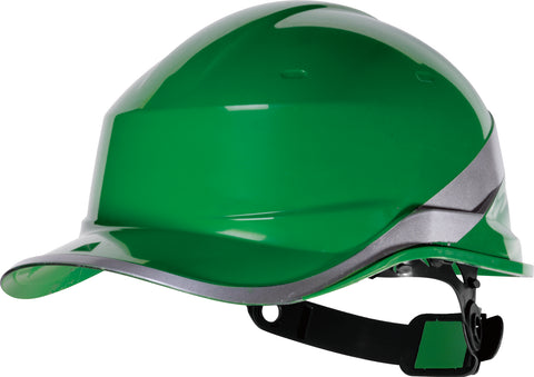 Delta Plus Diamond V Safety Helmet Hard Hat with Sweatband