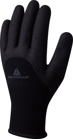 Delta Plus Hercule VV750 Thermal Nitrile Coated Work Gloves - 2 x Pairs