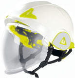 Delta Plus Onyx Safety Helmet with Retractable Visor