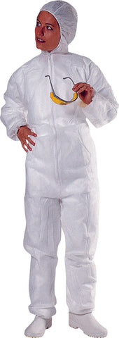 Delta Plus PO106 Polypropylene Protective Work Overalls
