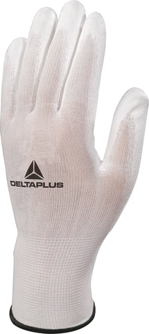 Delta Plus VE702P Light Industry Work Gloves - 12 x Pairs