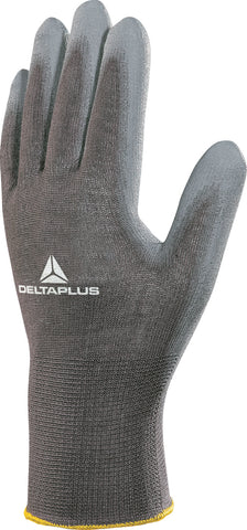 Delta Plus VE702PG Light Industry Work Gloves - 12 x Pairs