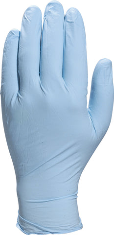 Delta Plus V1400B100 VENITACTYL Powder Free Disposable Gloves - 100 x Pairs