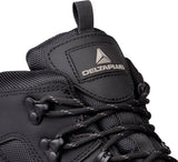 Delta Plus Samy S3 SRC Black Leather Waterproof Safety Work Boots
