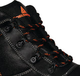 Delta Plus Phoenix S3 SRC - Composite Safety Boots - Black Leather