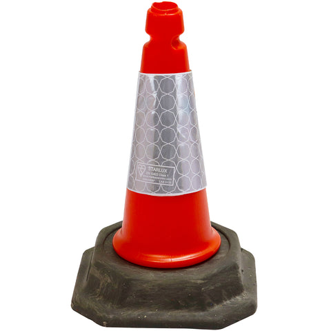 460mm 2-Piece Premium Road Cone