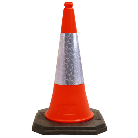 750mm 2-Piece Road Cone