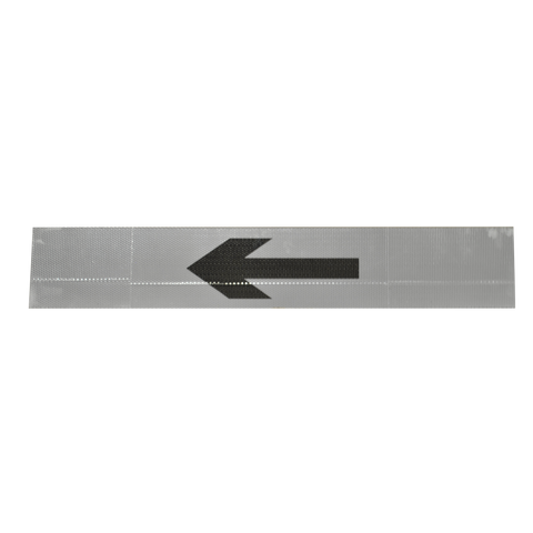 Arrow Left Supplementary Plate - Q-Sign