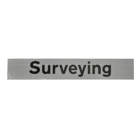 Surveying Supplementary Plate - Q-Sign