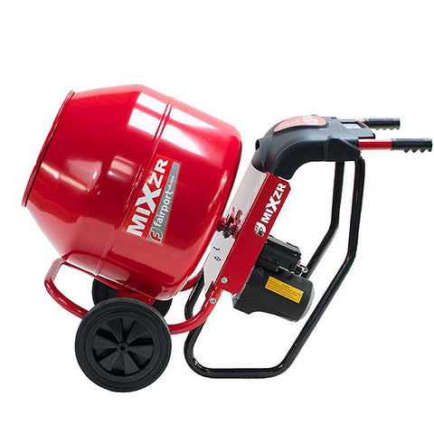 Fairport Mixzr - Cement Mixer – Electric 230v or 115v