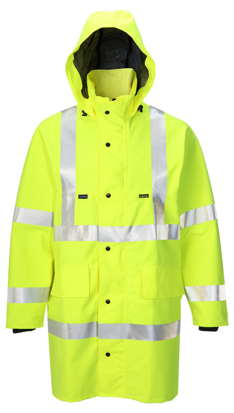 GORE-TEX Foul Weather Workers Outdoor Jacket - Yellow