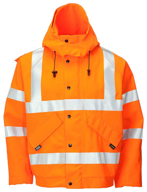 GORE-TEX Foul Weather Outdoor Jacket - Orange
