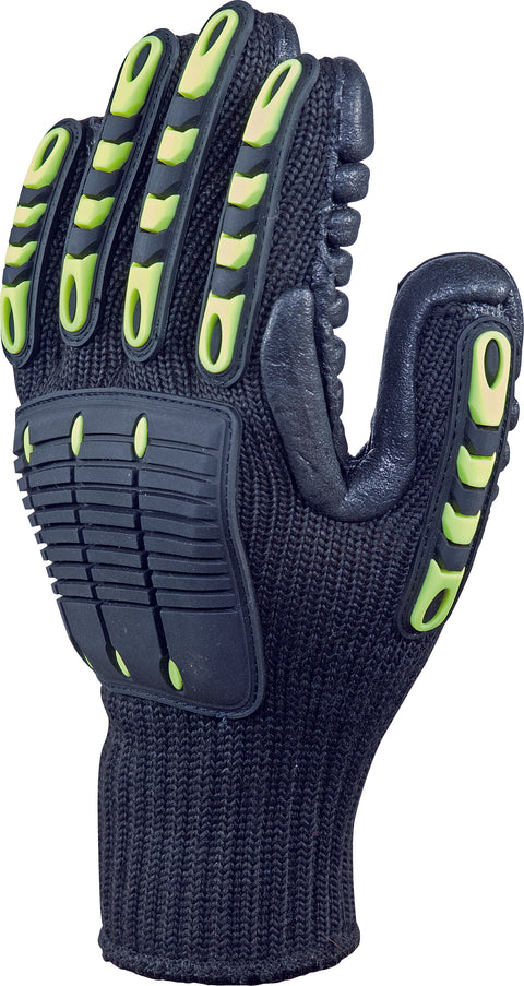 Delta Plus NYSOS VV904 Safety Gloves High-Tech Anti-Vibration Polyester