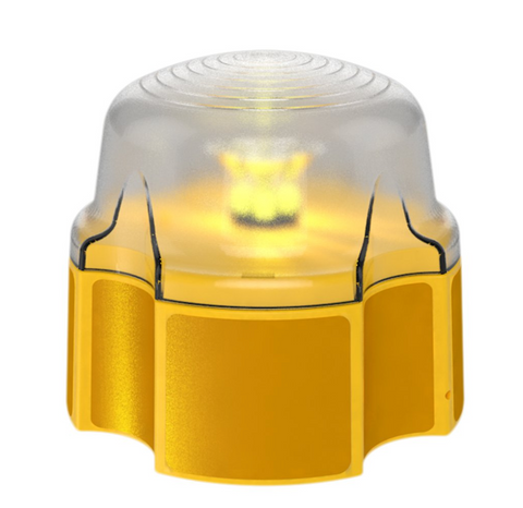 Skipper™ Rechargeable Road Light Lamp