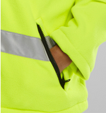 Beeseen Hi-Vis Cold Weather Fleece Yellow