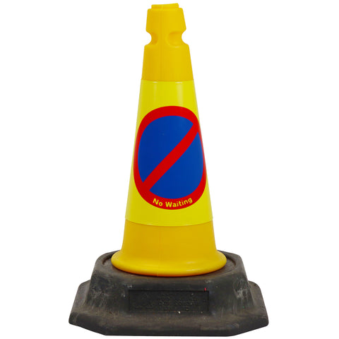 road traffic street safety no parking waiting cone cone yellow red
