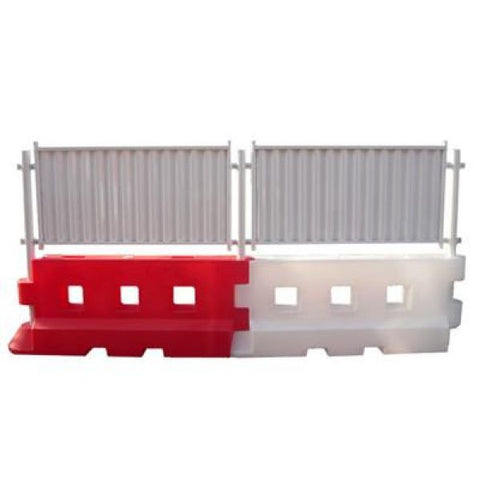 Hoarding Fencing Panel for GB2 Safety Barrier