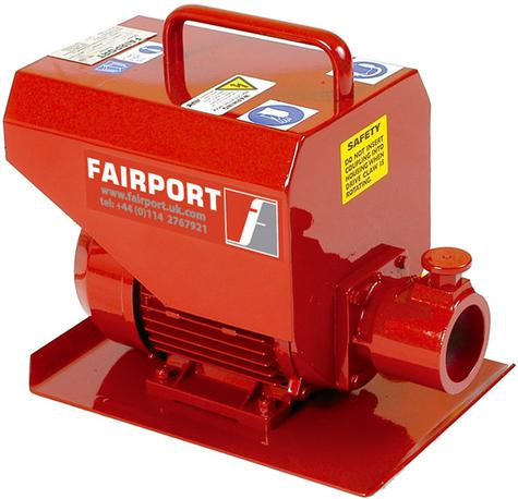 Fairport - Electric Drive Unit for Poker & Pump Drive Unit 115v & 230v