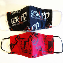 98KUPD Facemask (2 layers total)