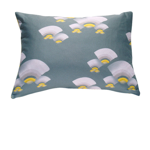 Yellow Arches Cushion