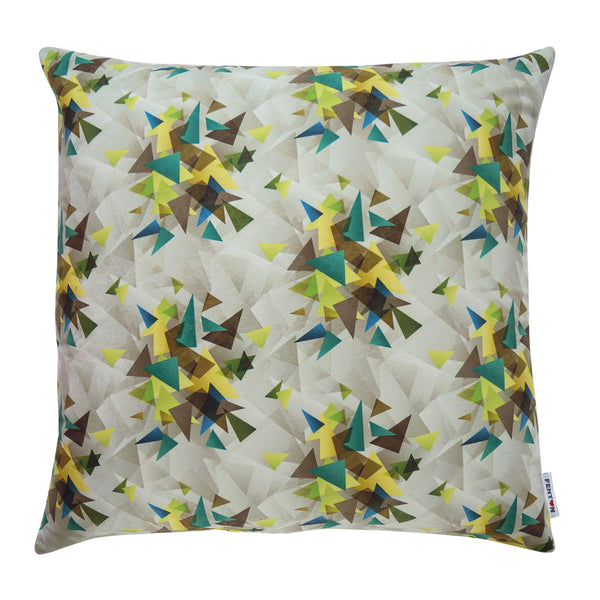 Fragments Cushion Olive - 2 Sizes