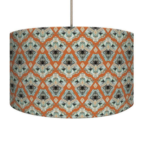 Orange Veil Lampshade/Pendant