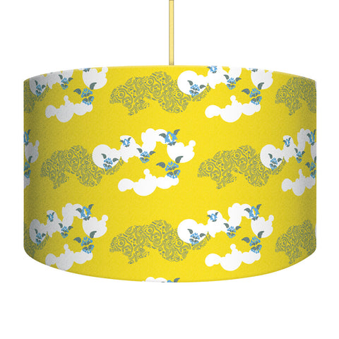 Yellow Clouds Lampshade/Pendant