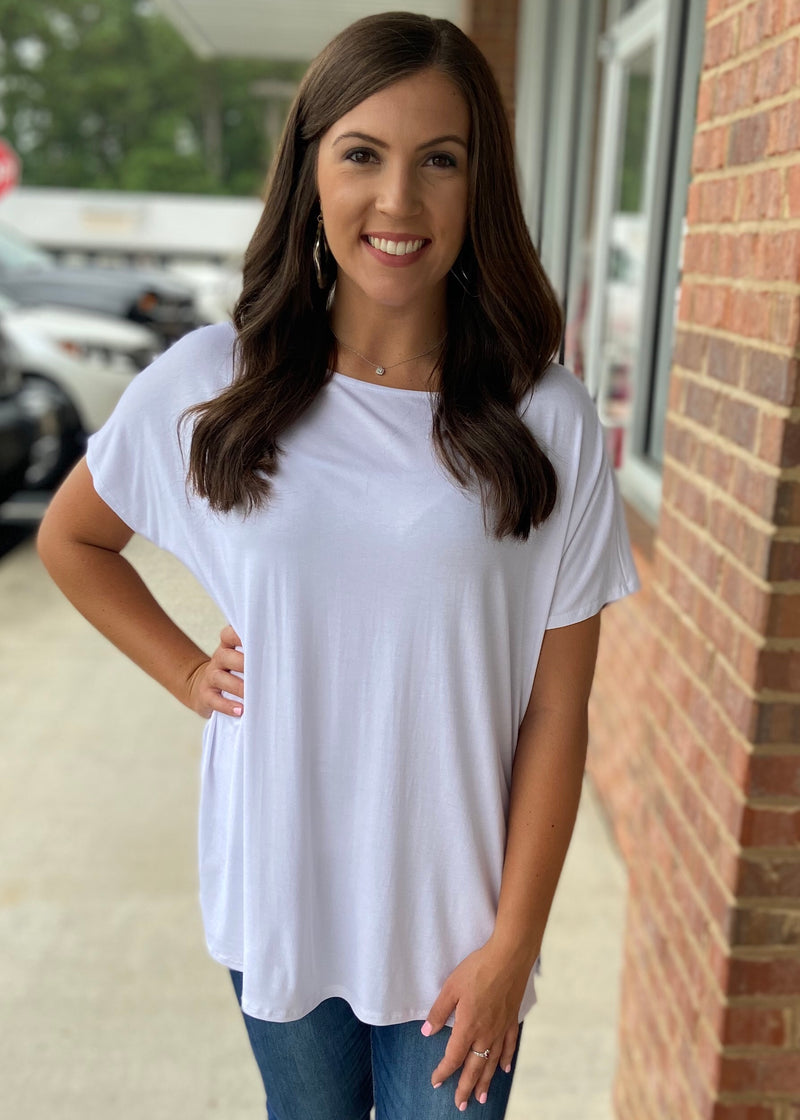 Anything But Basic White Top-Shop-Womens-Boutique-Clothing