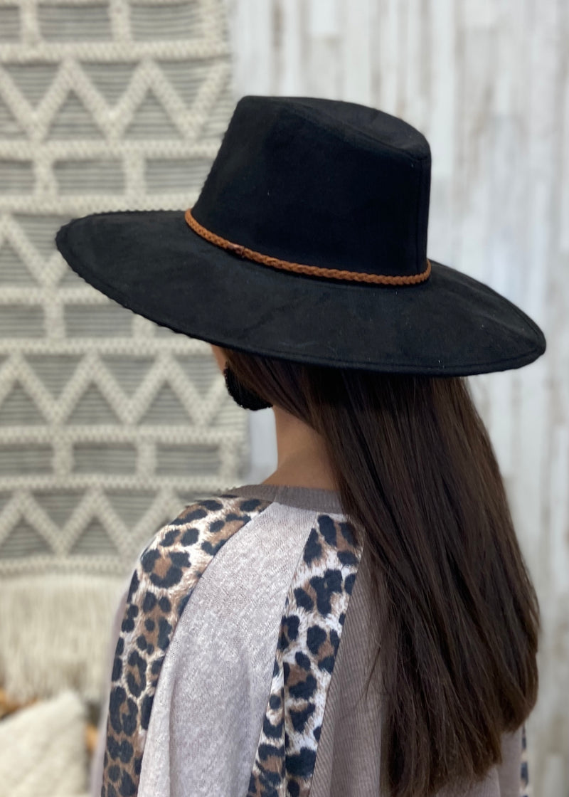 In The Woods Black Hat-Regular-Shop-Womens-Boutique-Clothing