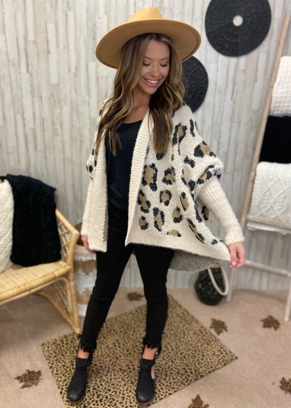 Soho Strut Cream Leopard Cardigan-Shop-Womens-Boutique-Clothing