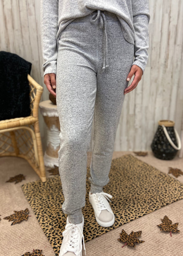 Sunday Afternoon Grey Joggers-Shop-Womens-Boutique-Clothing