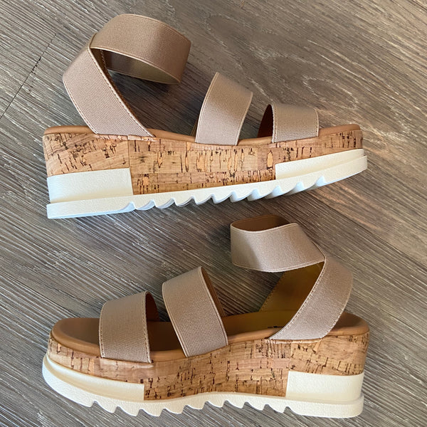 Madyson Wheat Sandal-Shop-Womens-Boutique-Clothing
