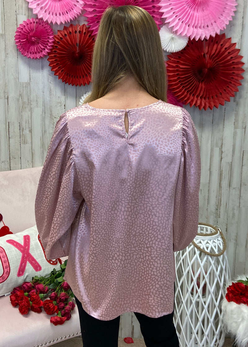 In Any Event Blush Satin Top-Shop-Womens-Boutique-Clothing