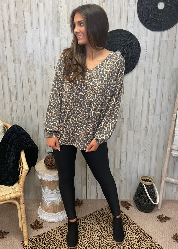 Keep On Running Leopard Top-Shop-Womens-Boutique-Clothing