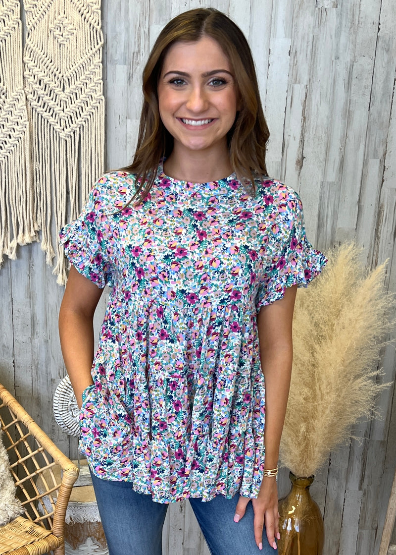 Groovy Times Tie Dye Jogger Pants-Shop-Womens-Boutique-Clothing