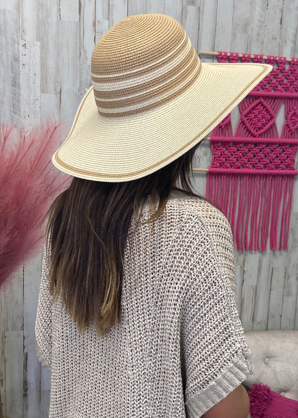 Vacation Overdue Natural Floppy Hat-Regular-Shop-Womens-Boutique-Clothing