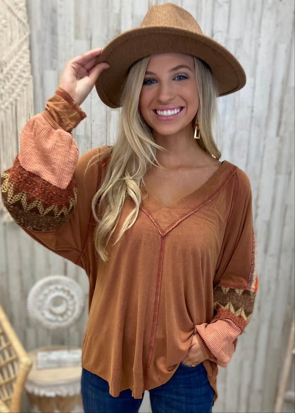 Western Feelings Khaki Leather Band Hat-Regular-Shop-Womens-Boutique-Clothing