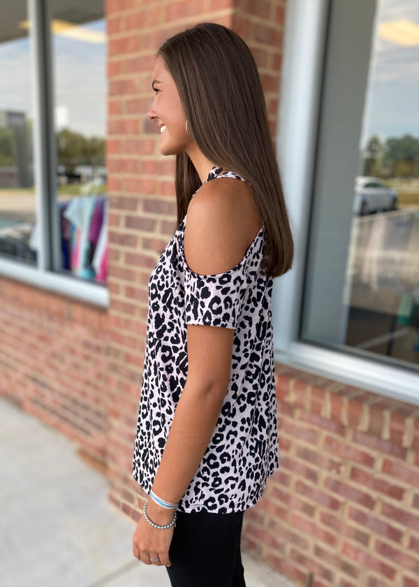 Speechless Appeal Mocha Leopard Top-Shop-Womens-Boutique-Clothing