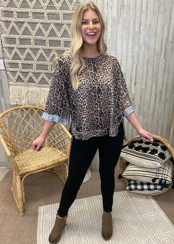 Stone Cold Animal Print Top-Shop-Womens-Boutique-Clothing