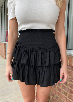 The Iconic Black Skirt-Shop-Womens-Boutique-Clothing