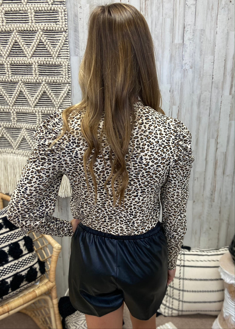 Spectacular Sight Beige Leopard Top-Shop-Womens-Boutique-Clothing