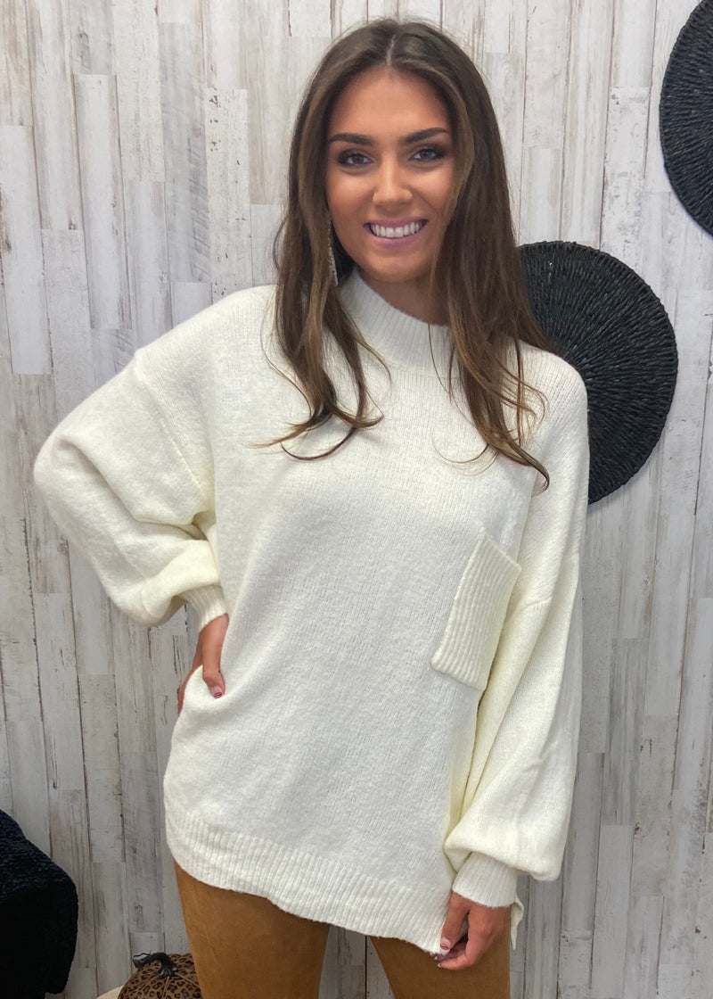 Fan Of Fall Cream Sweater-Shop-Womens-Boutique-Clothing