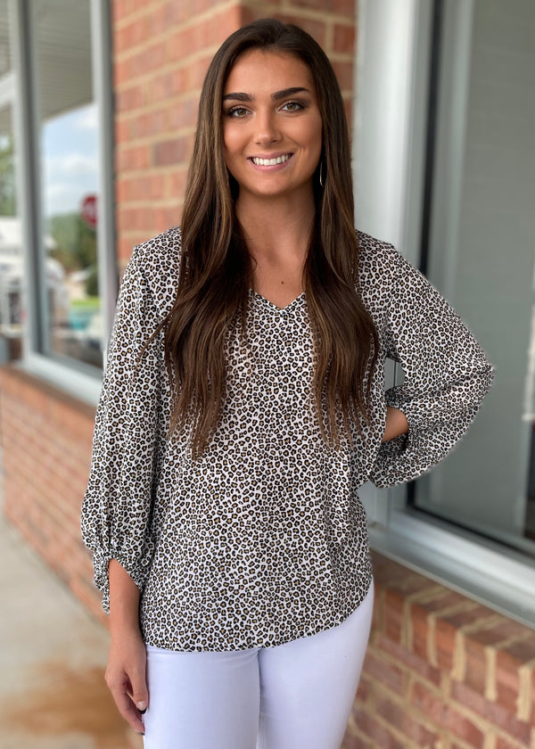 Lucky Lady Ivory Leopard Top-Shop-Womens-Boutique-Clothing