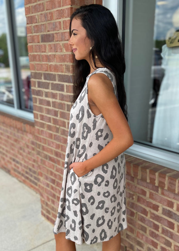 Updated Status Beige Dress-Shop-Womens-Boutique-Clothing
