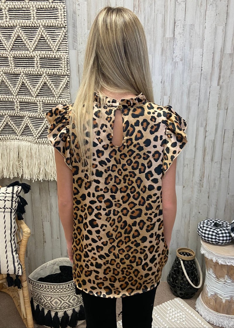 Sweet Retreat Brown Leopard Top-Shop-Womens-Boutique-Clothing