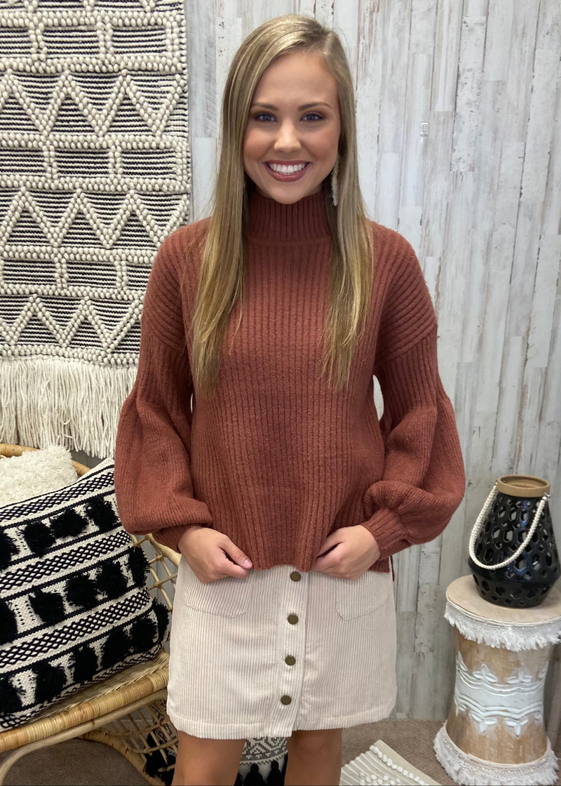 Latte Morning Brick Sweater-Shop-Womens-Boutique-Clothing